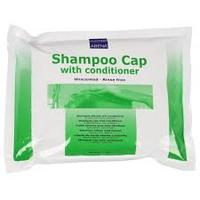 Čepice s obsahem šampónu a kondicionéru, bez užití vody, prům.32cm, bal. 1ks