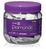 Sáčky gelující Diamonds - 100 ks