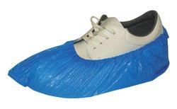Návleky na obuv modré