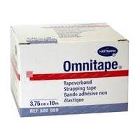 Omnitape 3,75cmx10m fixační páska - taping