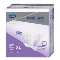 MoliCare Premium 8 kapek XL - 14ks, fialové, plně prodyšné