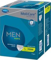MoliCare MEN PANTS 5 kapek L 7ks natahovací kalhotky
