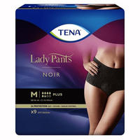 TENA LADY PANTS Plus NOIR M 9ks navlékací kalh.