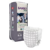 BAMBO DREAMY NIGHT PANTS 8-15 let GIRL, 35-50 kg, 10 ks