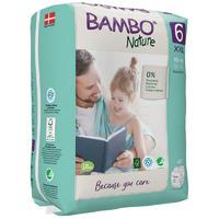 BAMBO NATURE 6 zalepovací, 16+ kg, 20 ks