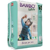 BAMBO NATURE PANTS 5 navlékací, 12-18 kg, 19 ks