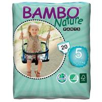 BAMBO NATURE PANTS Junior 20ks navlékací 12-20kg