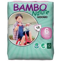BAMBO NATURE PANTS XL 18ks navlékací 18+ kg