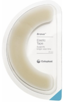 Pásek vyrovnávací elastický BRAVA 20ks - půlkroužky