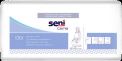 Seni Care - bryndák s kapsou 100ks (40x60cm, na uvázání), REF 7201