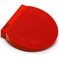Fit sit - pomůcka pro zdravé sezení, barva červená
