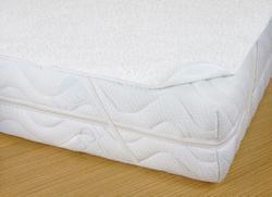Chránič matrace froté 160x200cm (gumy v rozích)