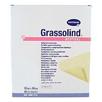Grassolind neutral ster. 10x10cm - 10ks