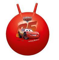 Skákací míč  HOP Cars - auto červený, 45-50cm