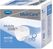 MoliCare MOBILE 6 kapek XS 14ks