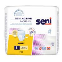 Seni Active NORMAL Large 10ks navlékací k., REF 5133 žluté