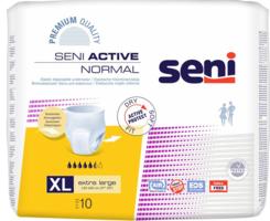 Seni Active NORMAL Extra Large 10ks navl.k., REF 5134 žluté