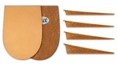 SV-podpatěnka korekční korek 1,5cm vel. 37-39
