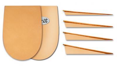 SV-podpatěnka korekční korek 1.0cm, vel. 33-36  - 1