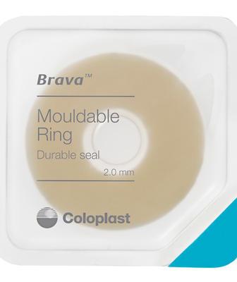 Kroužek těsnící BRAVA tvarovatelný, tloušťka 2mm, 30ks