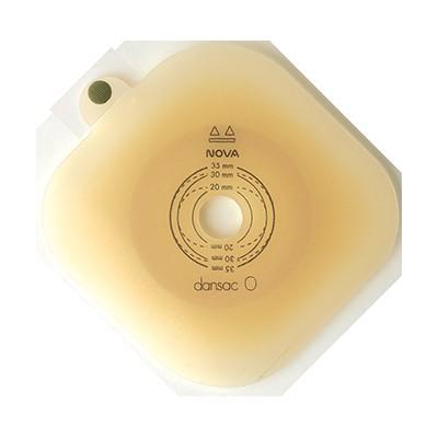 Podložka 2D Dansac Nova 2, kroužek 55mm, otvor 15-47mm, omyvatelná 5 ks