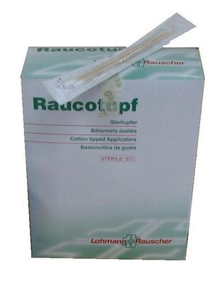 Vatové tyčinky Raucotupf 100x2ks malá h