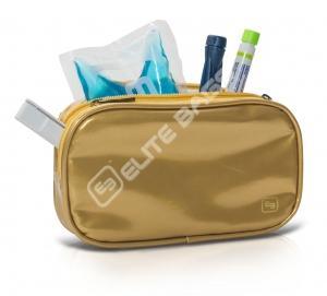 EB-taštička pro diabetiky s chlazením - zlatá