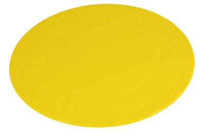 Tenura - tácek, průměr 14cm, žlutý  - 1