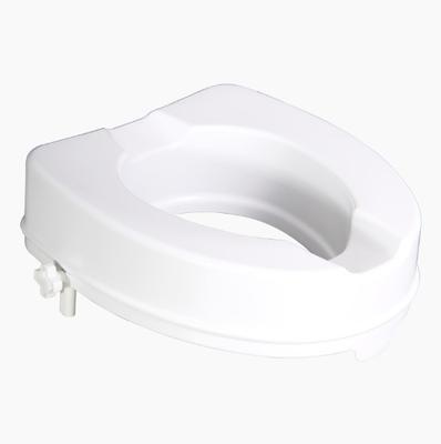 Nástavec na WC - 14 cm, dva fixační šrouby, nosnost 200 kg