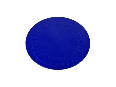 Tenura - tácek, průměr 14cm, modrý  - 1