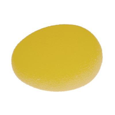 EGG gel vajíčko 6 cm extra měkké (barva žlutá)  - 1