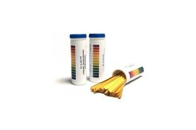 Papírky indikátorové universální pH 0-12 100ks