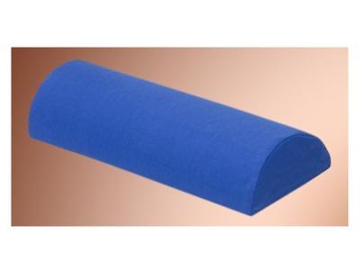 Rehabilitační polohovací půlválec PURO 15 -  40x17x9 cm bavlněný