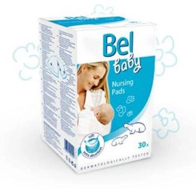 Bel Baby prsní vložky - 30ks  - 1