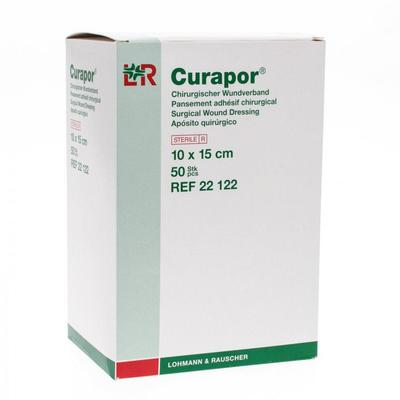 Curapor 10cmx15cm/50ks  - 1