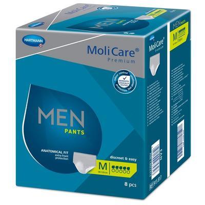 MoliCare MEN PANTS 5 kapek M 8ks natahovací kalhotky  - 1
