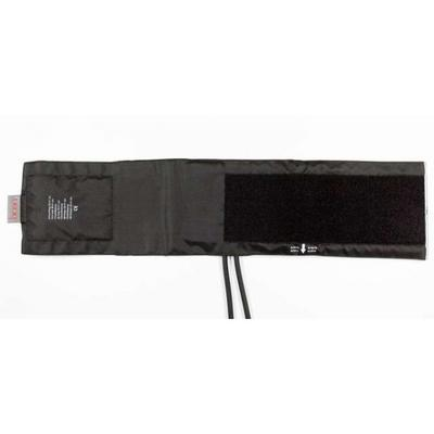 Manžeta BOSO, standard, černá, obvod 22-32cm