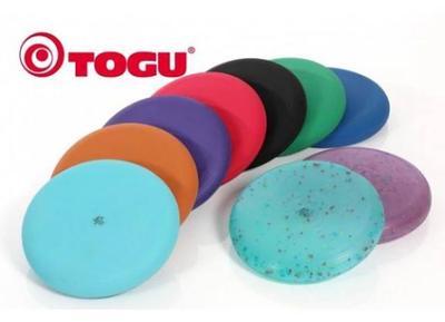 Podložka Dynair Togu 33cm  kruh. sezení, barva modrá  - 1