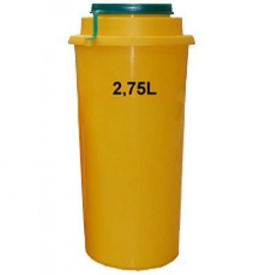 Box na kontaminovaný odpad 2,75l Auxit