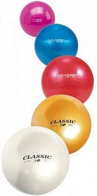 Míč 85cm - Gymnastikball Classic John  - 1