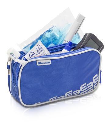 EB-taštička pro diabetiky s chlazením - modrá