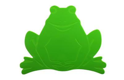 Tenura - dětská podložka na stůl, ŽÁBA, zelená
