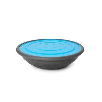 Air board gonge - nestabilní plocha, prům.: 58cm, modrá  - 1