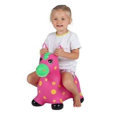 Hop koník FANCY, výška 50cm,nosnost 40 kg, barvy: