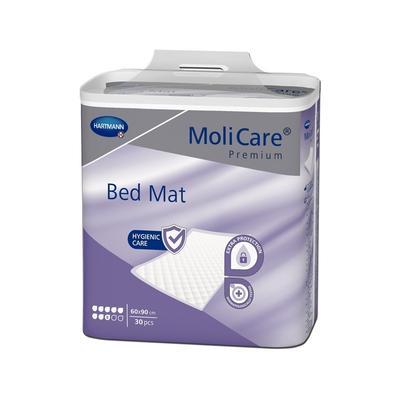 MoliCare BED MAT 8 kapek 60x90cm - 30ks, podložky