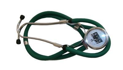 Fonendoskop RAPPAPORT KaWe/zelený
