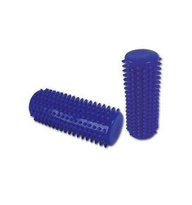 Masážní váleček  pr.5x16cm modrý