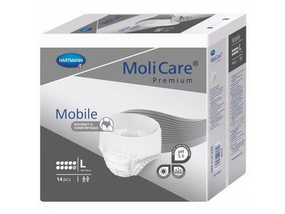MoliCare MOBILE 10 kapek L 14ks