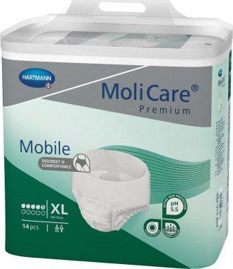 MoliCare MOBILE 5 kapek XL 14ks