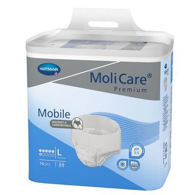 MoliCare MOBILE 6 kapek L 14ks